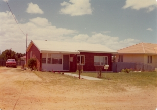Our house 27 Abelia Street Rangeway 1975